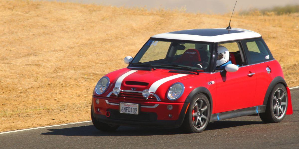 Mini Track Sp Motorsports